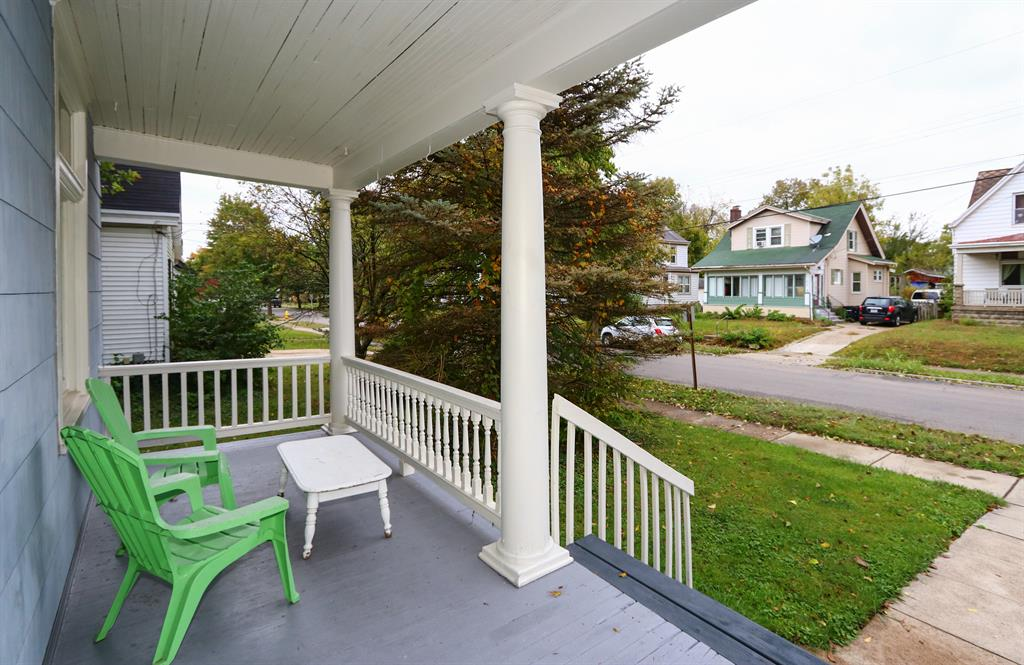 Porch for 61 Sheehan Ave Hartwell, OH 45216