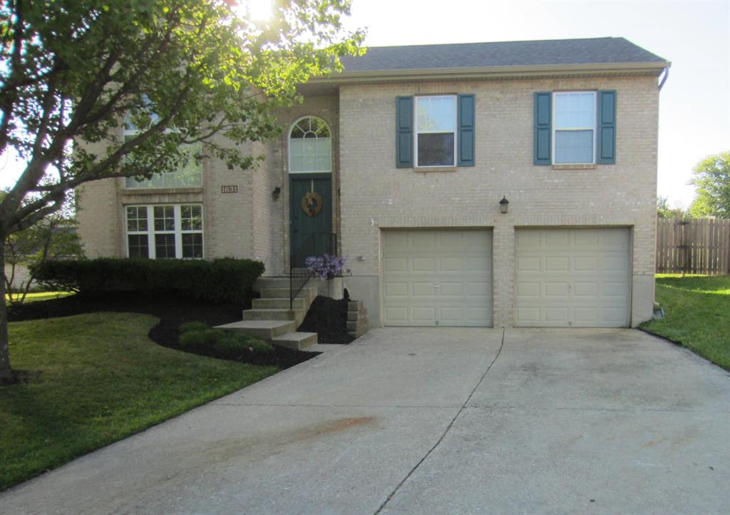 Exterior (Main) for 1631 Drake Ct Hebron, KY 41048
