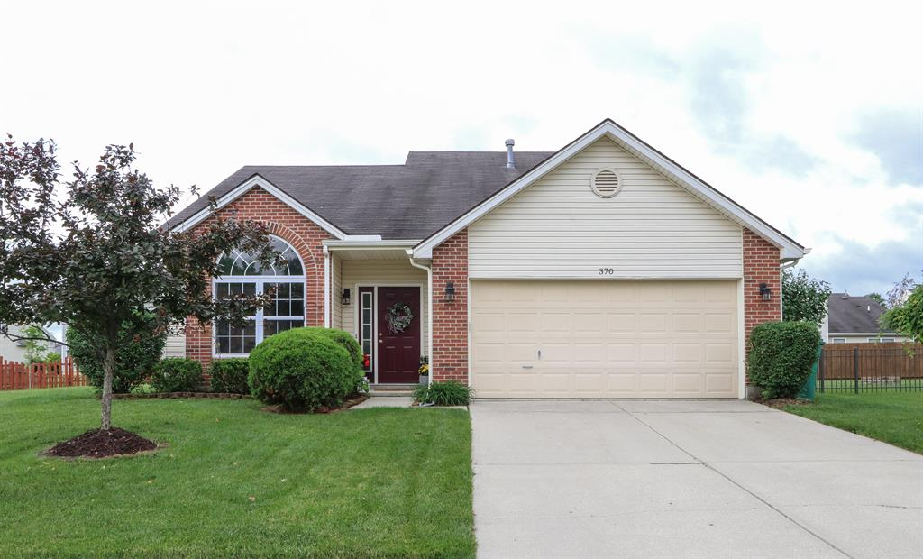 Exterior (Main) for 370 Bishea Ct Fairborn, OH 45324