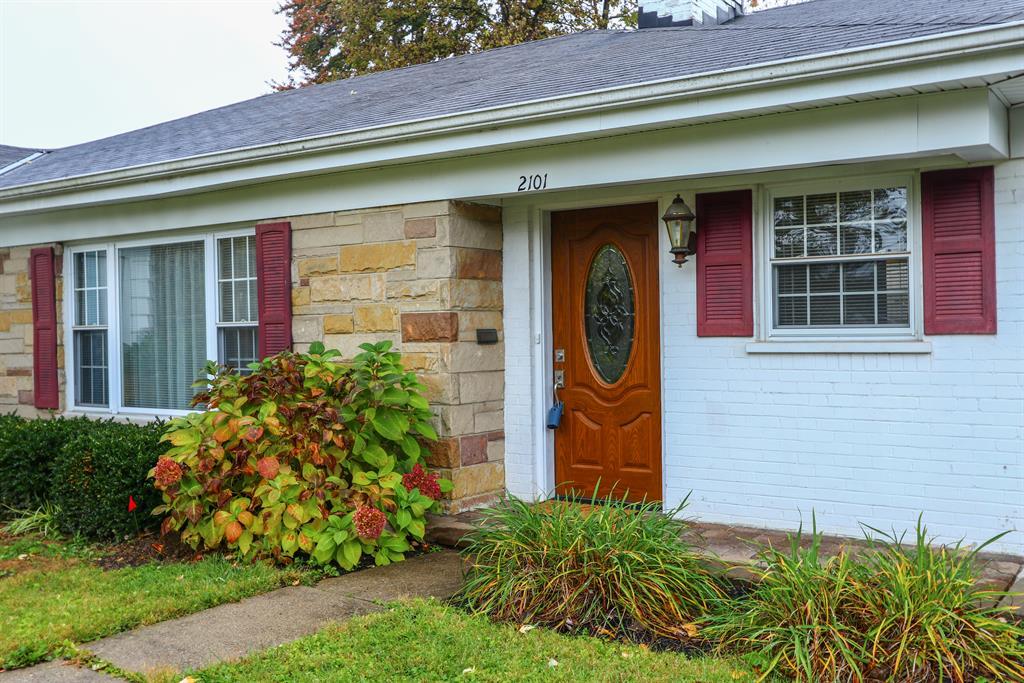 Entrance for 2101 Ronaldson Ave Mt. Washington, OH 45230