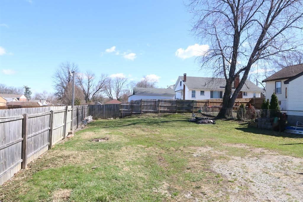Yard for 8108 Blue Ash Rd Deer Park, OH 45236