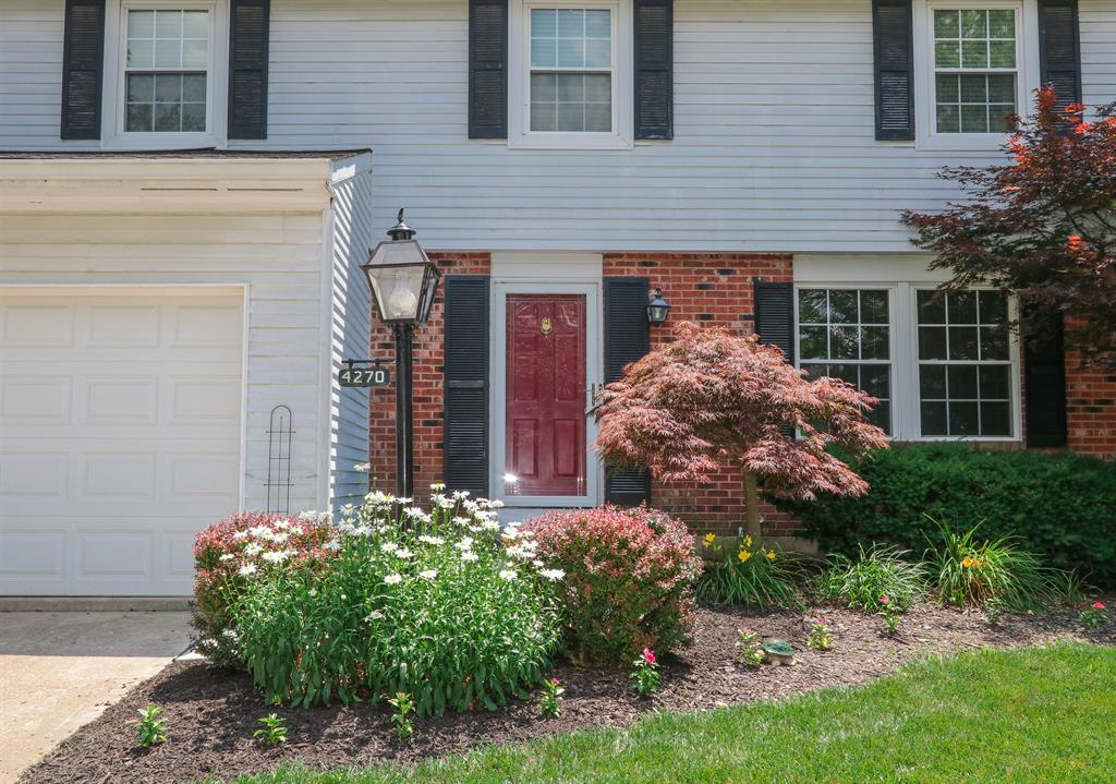 Entrance for 4270 Fox Hollow Dr Blue Ash, OH 45241