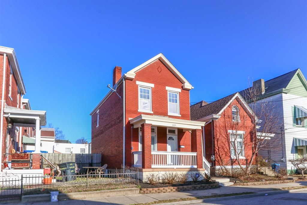 Exterior (Main) for 309 Walnut St Bellevue, KY 41073
