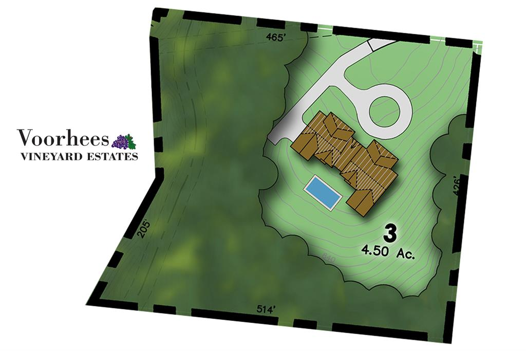 Exterior (Main) for 3 Lot Voorhees Vineyard Ln Indian Hill, OH 45243