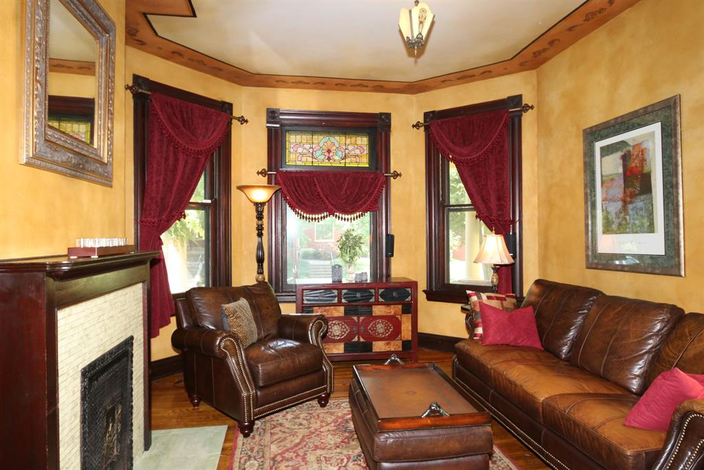 Living Room for 558 4th St E Newport, KY 41071