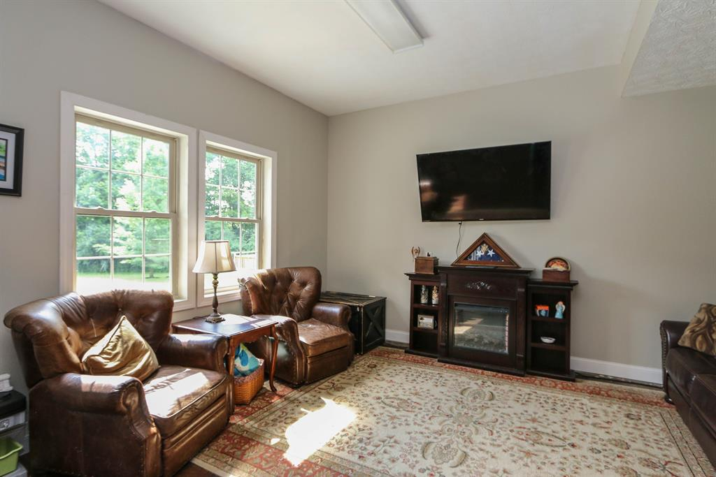 Living Room for 2513 State Route 725 Spring Valley, OH 45370