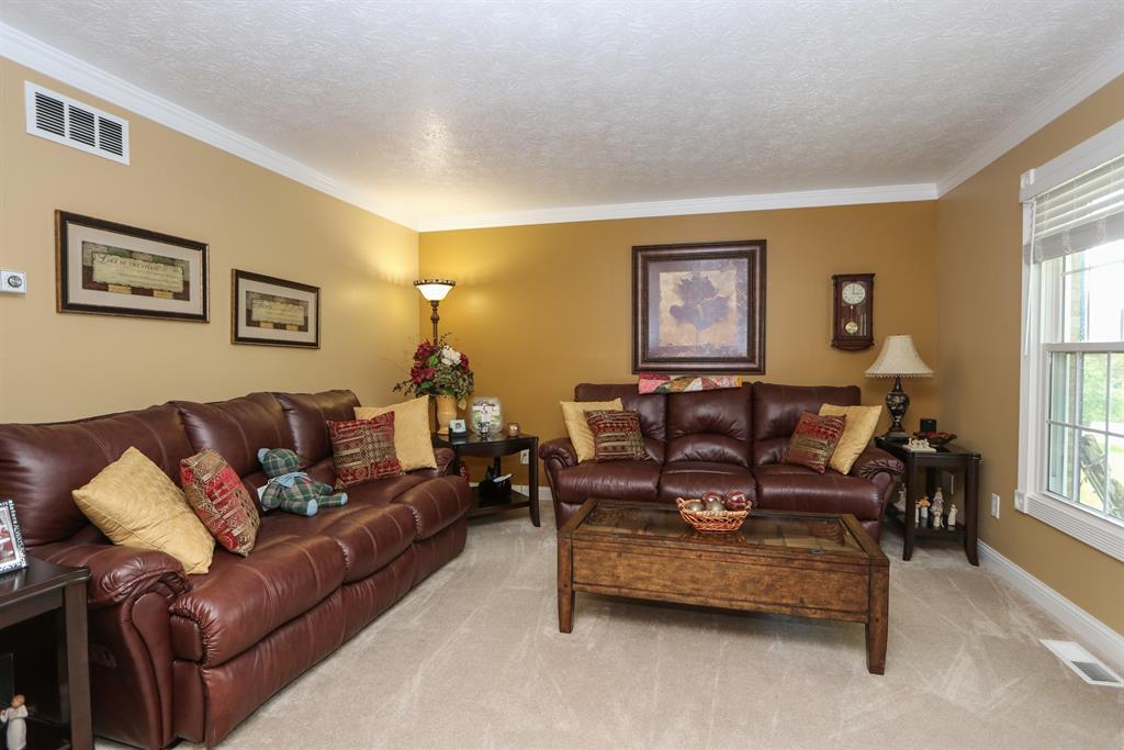 Living Room for 4068 Abbeygate Dr Beavercreek, OH 45430