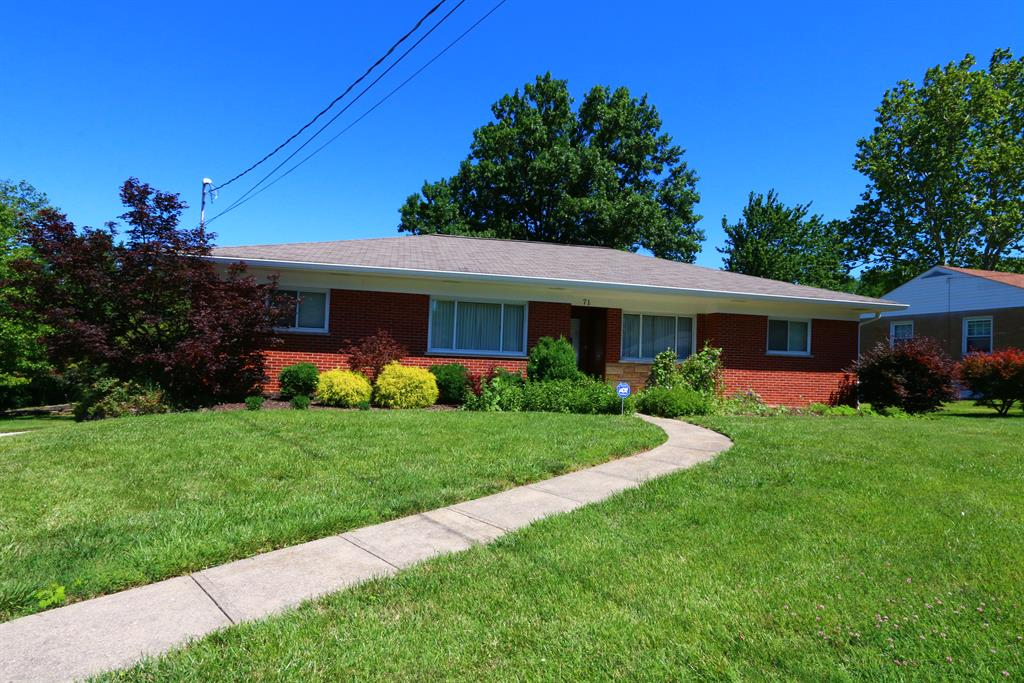 Exterior (Main) for 71 Faren Dr Highland Heights, KY 41076