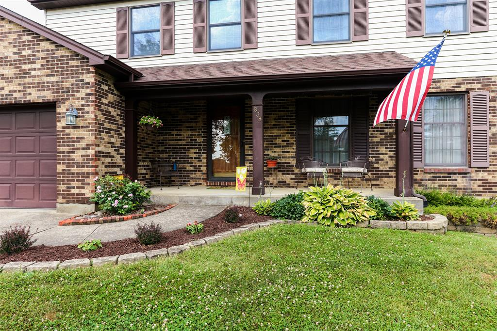 Entrance for 838 Stephens Rd Independence, KY 41051