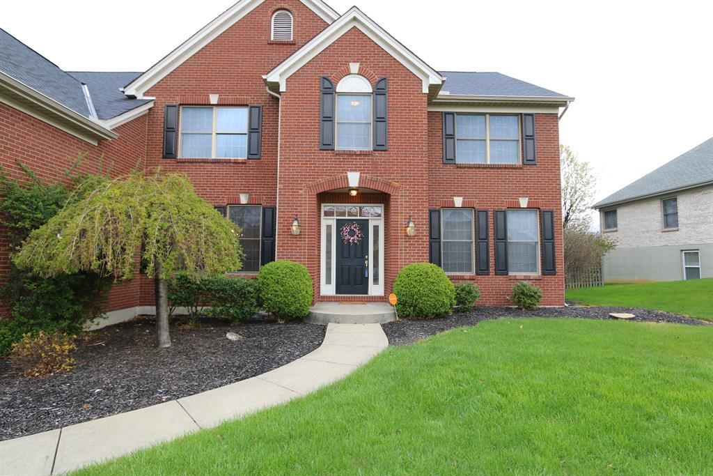 Entrance for 10630 Aspen Pl Union, KY 41091
