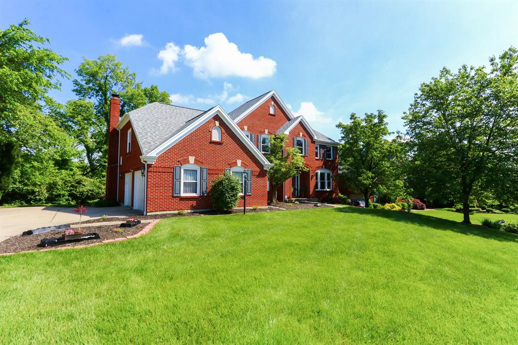 Exterior (Main) 2 for 668 Strawberry Hill Ct Edgewood, KY 41017