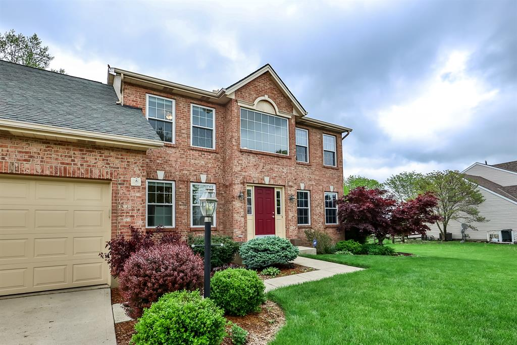 Entrance for 6332 Strathaven Drive West Chester - East, OH 45069