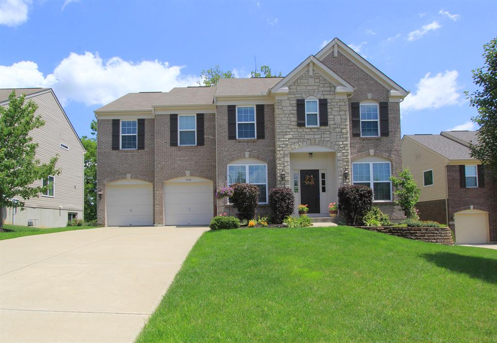 Exterior (Main) for 1542 Crosswinds Dr Independence, KY 41051