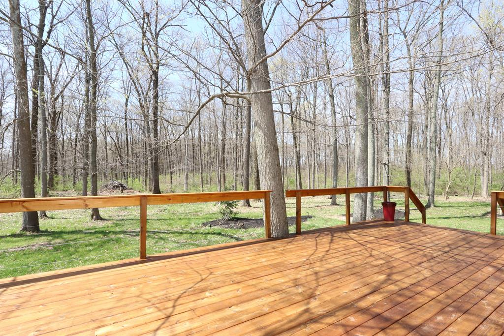 Deck 2 for 9987 Puddenbag Rd Germantown, OH 45327