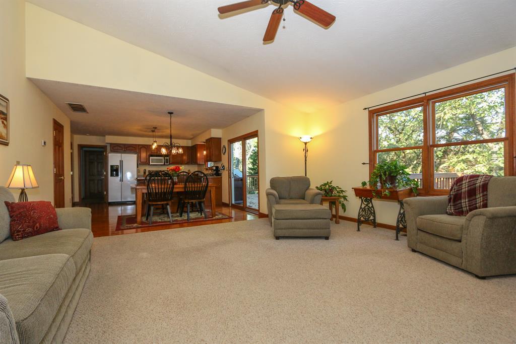 Living Room image 2 for 28567 Woodridge Ln West Harrison, IN 47060