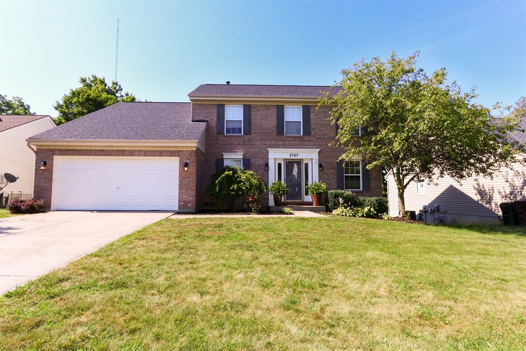 Exterior (Main) for 2747 Running Creek Dr Florence, KY 41042