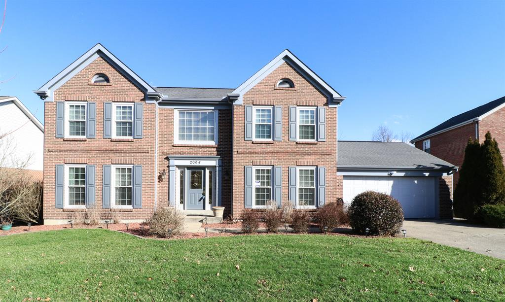 Exterior (Main) for 2064 Morningside Dr Florence, KY 41042