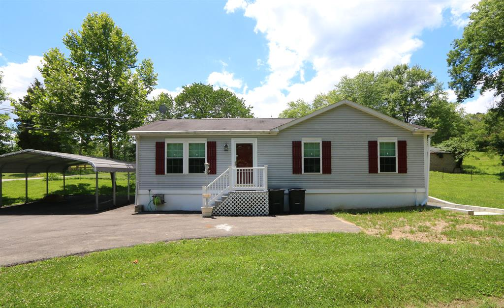 Exterior (Main) for 3160 Fender Rd Melbourne, KY 41059