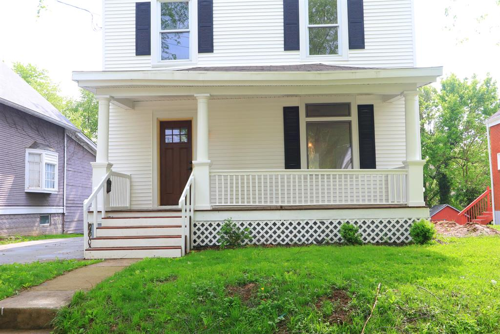 Entrance for 4116 Whetsel Ave Madisonville, OH 45227