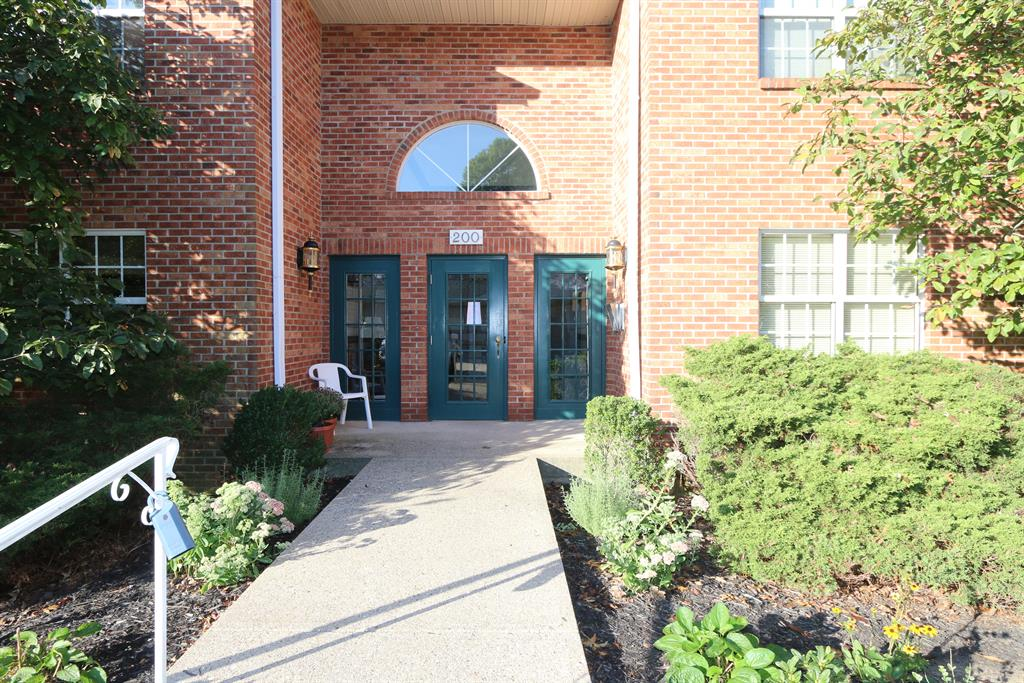 Entrance for 207 Spindle Top Ln Fort Thomas, KY 41075