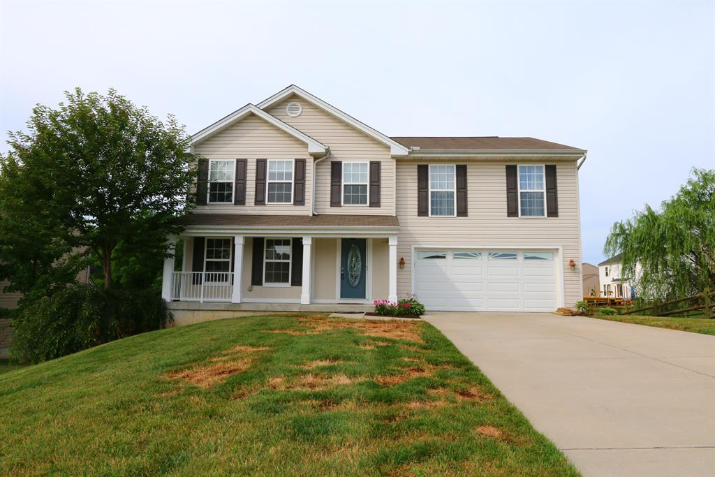 Exterior (Main) for 2328 Frontier Dr Hebron, KY 41048