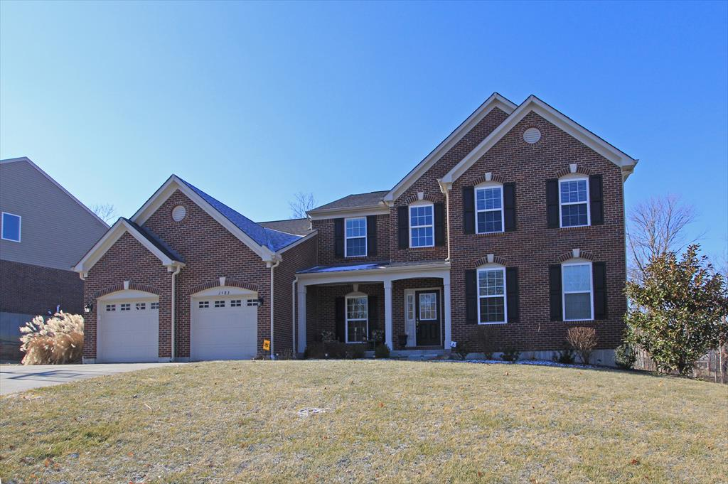 Exterior (Main) for 1483 Twinridge Way Erlanger, KY 41051