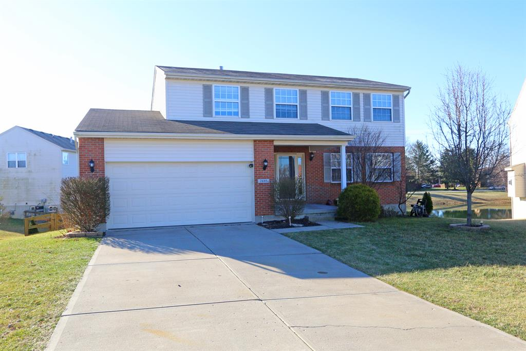 Exterior (Main) for 2695 John Jacob Ct Fairfield Twp., OH 45011