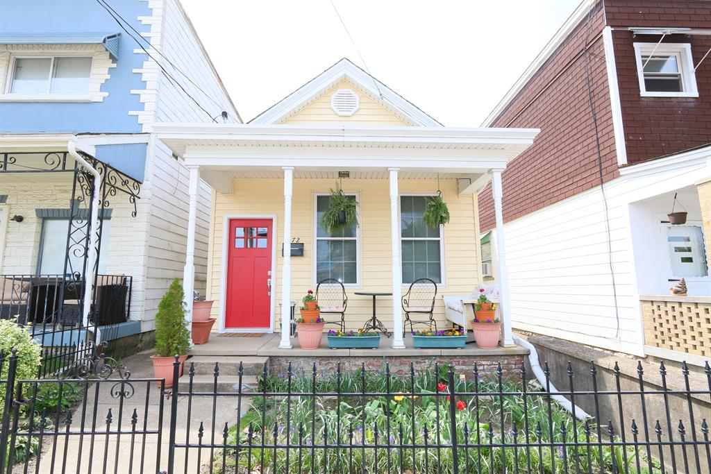 Exterior (Main) for 172 O'Fallon St Bellevue, KY 41073