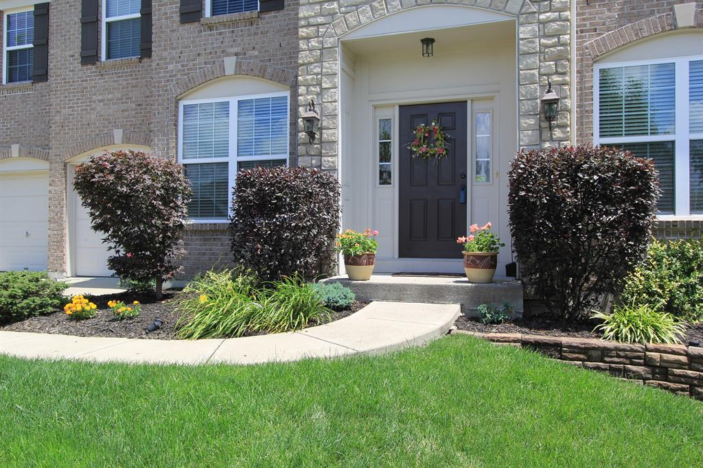 Entrance for 1542 Crosswinds Dr Independence, KY 41051