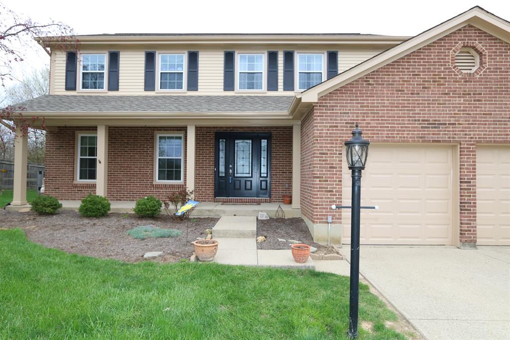Entrance for 1005 Stonewood Ct Villa Hills, KY 41017