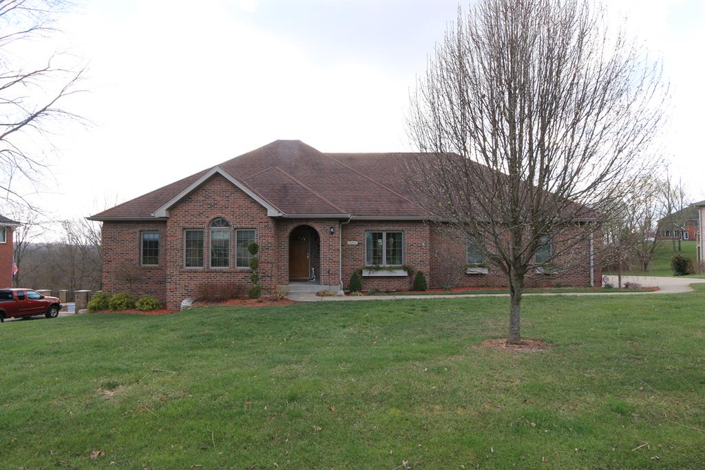 Exterior (Main) for 18804 Persimmon Woods Ln Greendale, IN 47025