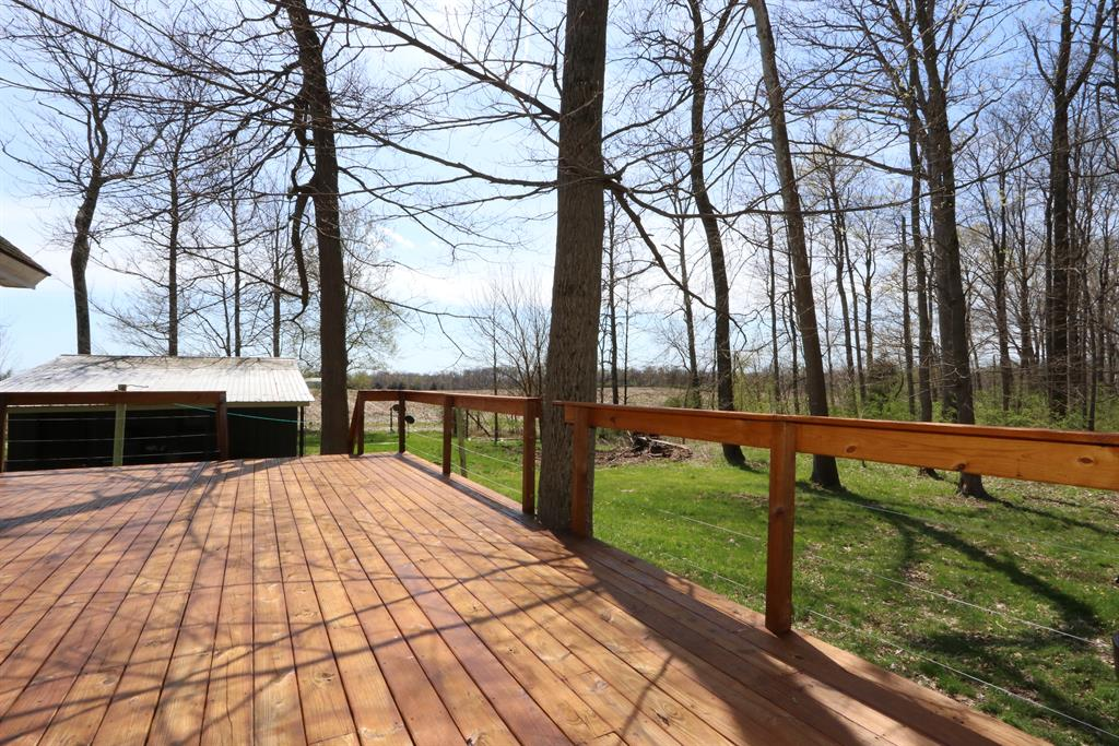 Deck for 9987 Puddenbag Rd Germantown, OH 45327