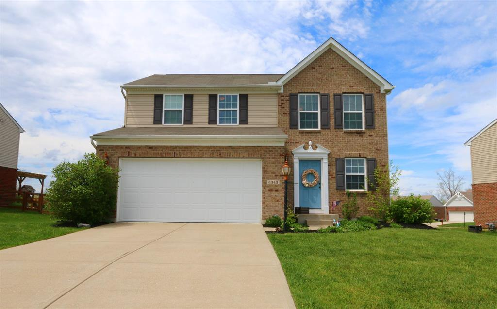 Exterior (Main) for 6343 Alexandra Ct Independence, KY 41051