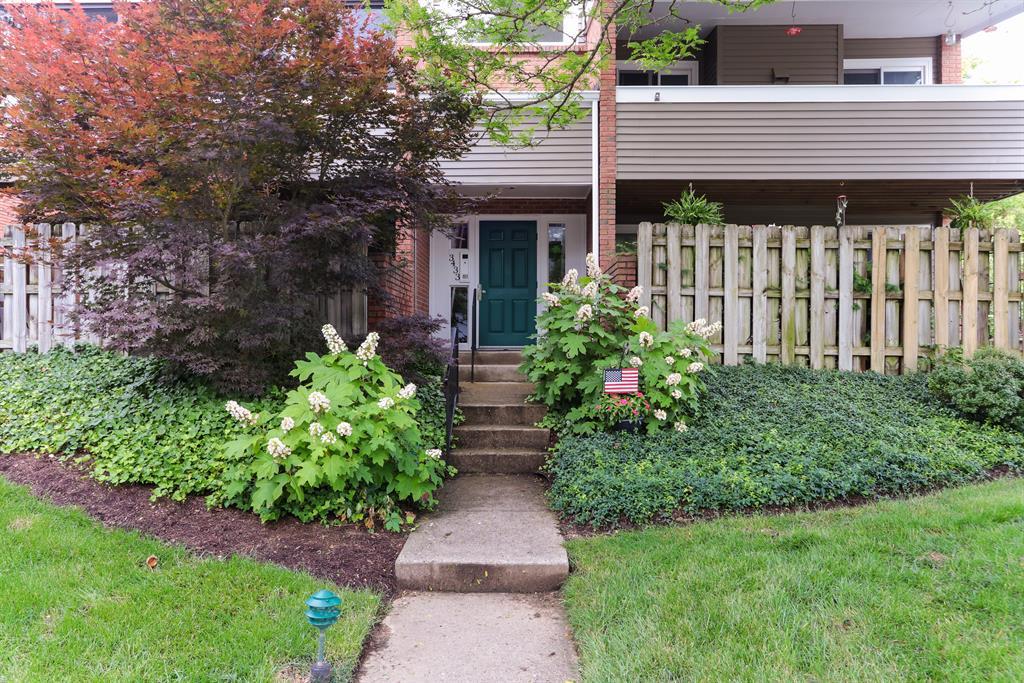 Entrance for 3433 Traskwood Cir, C Hyde Park, OH 45208
