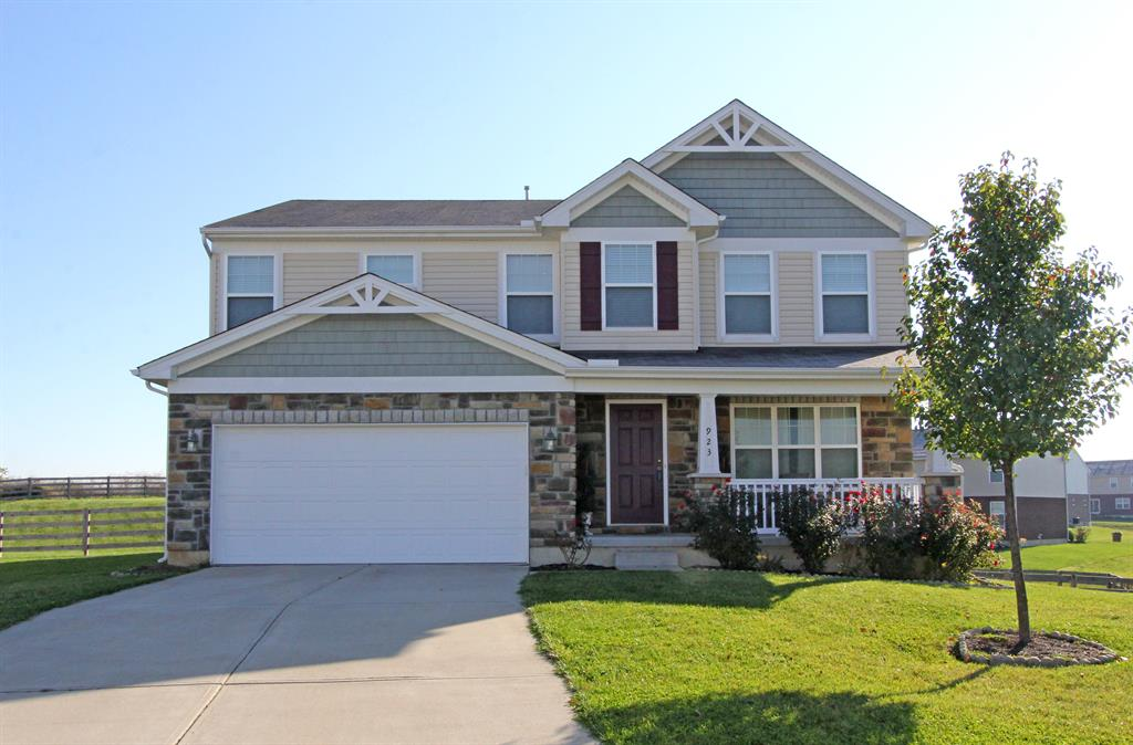 Exterior (Main) for 923 Ally Way Independence, KY 41051