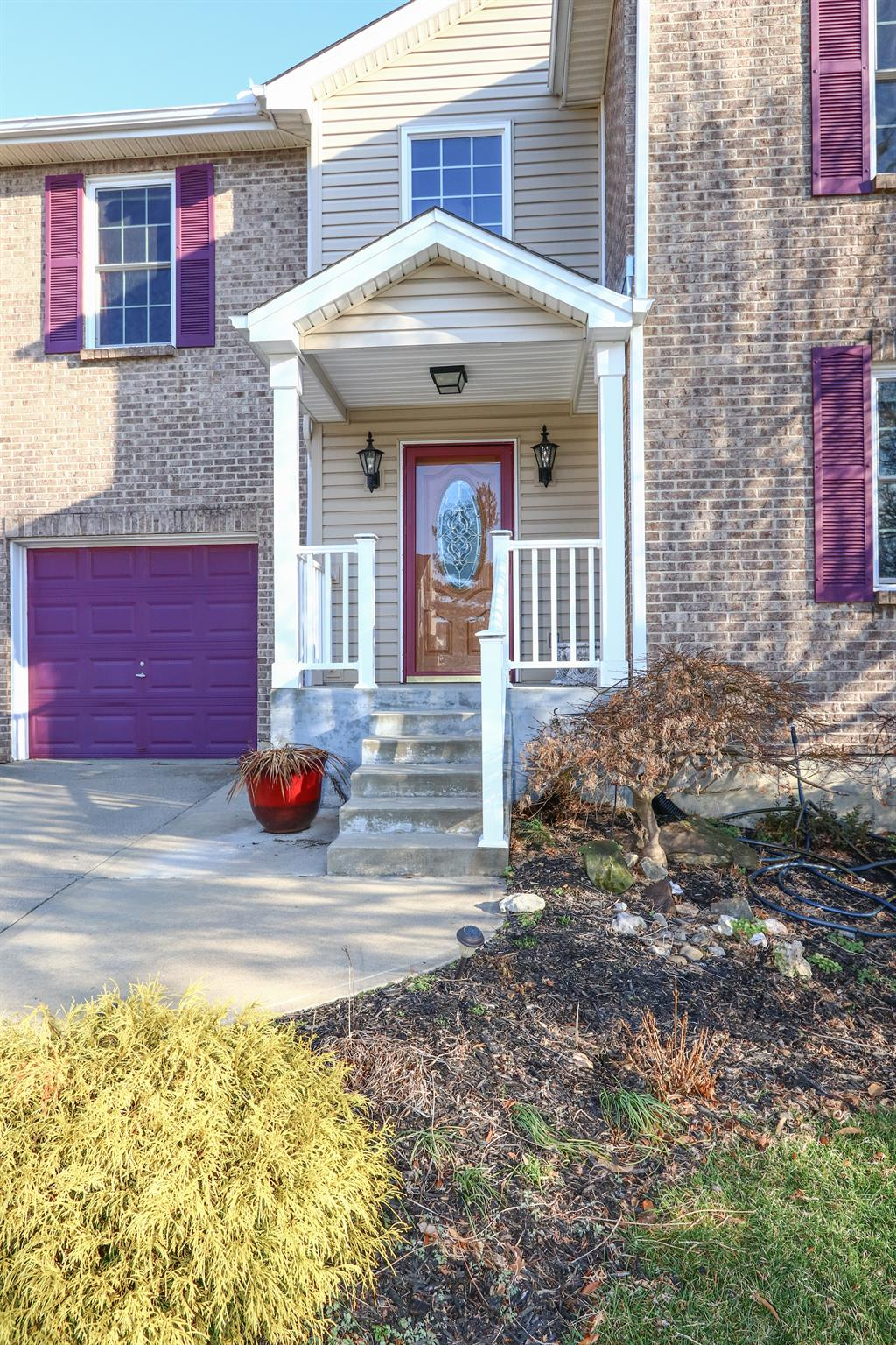 Entrance for 109 Frosty Ct Wilder, KY 41071