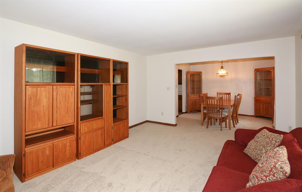 Living Room for 7772 Number Nine Rd Brookville, OH 45309