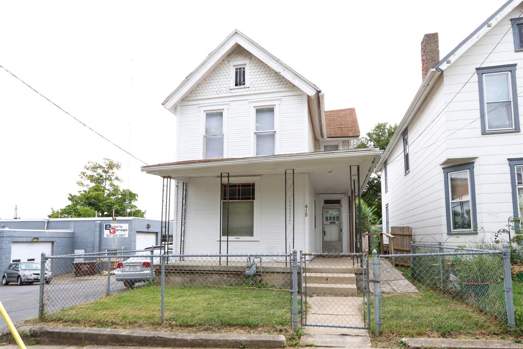 418 Linden Springfield, OH
