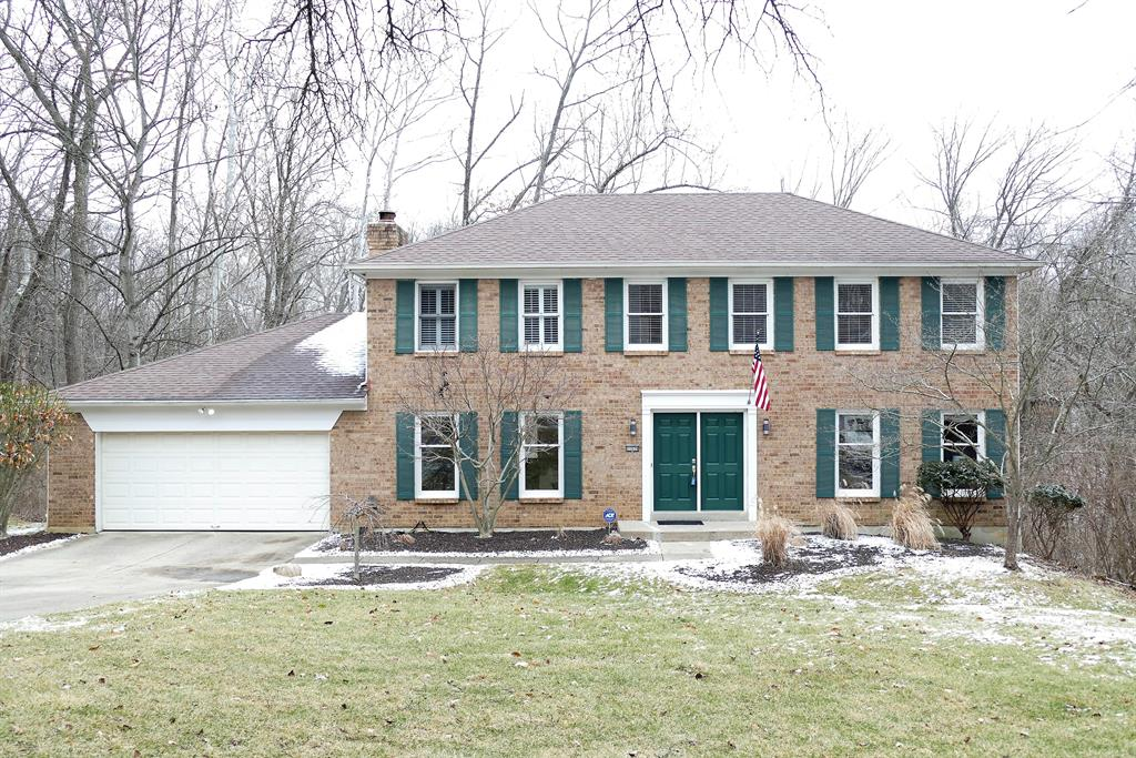 Exterior (Main) for 11576 Kemper Woods Dr Symmes Twp., OH 45249