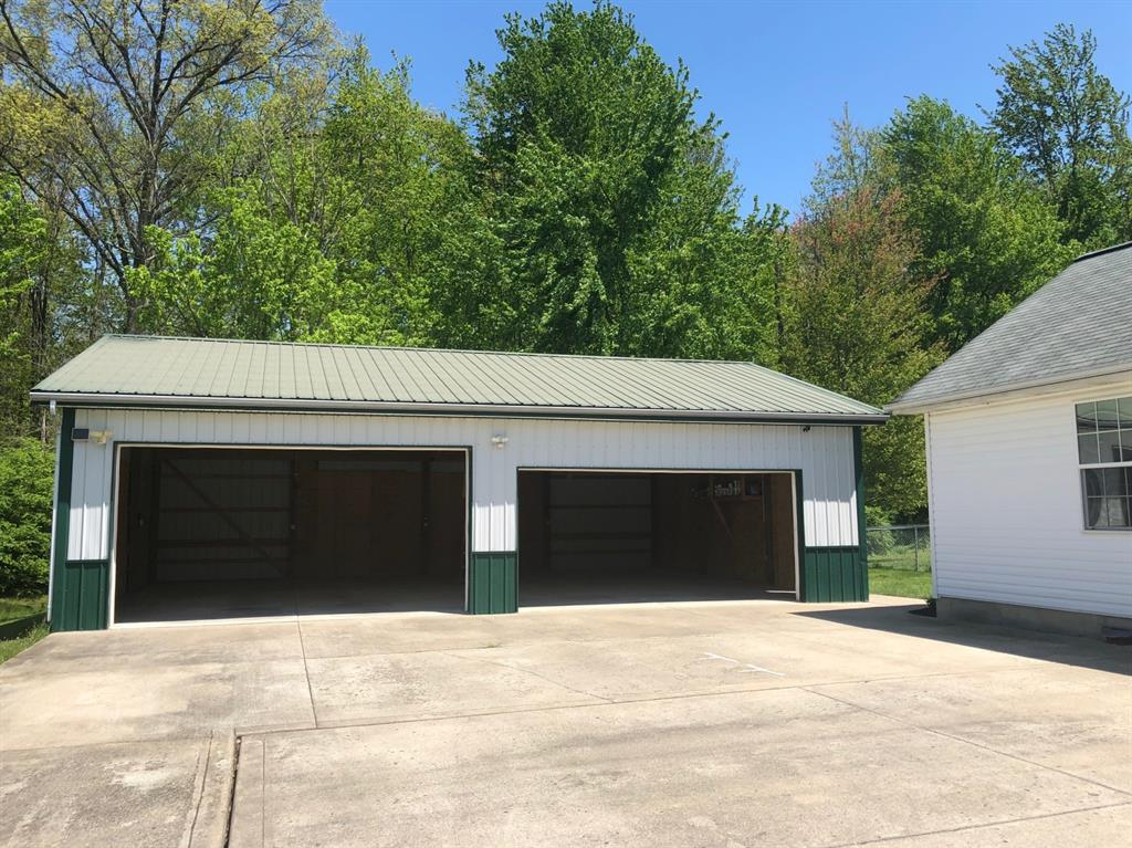 Detached Garage 2 for 1766 Prestige Trc Stonelick Twp., OH 45103