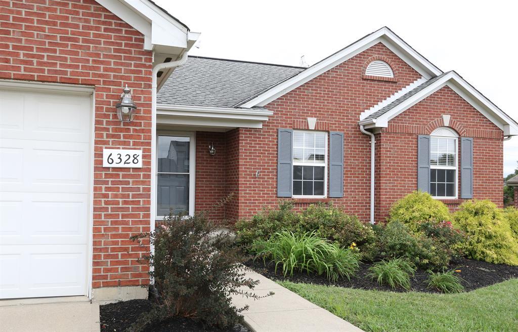 Entrance for 6328 Deermeade Dr Florence, KY 41042