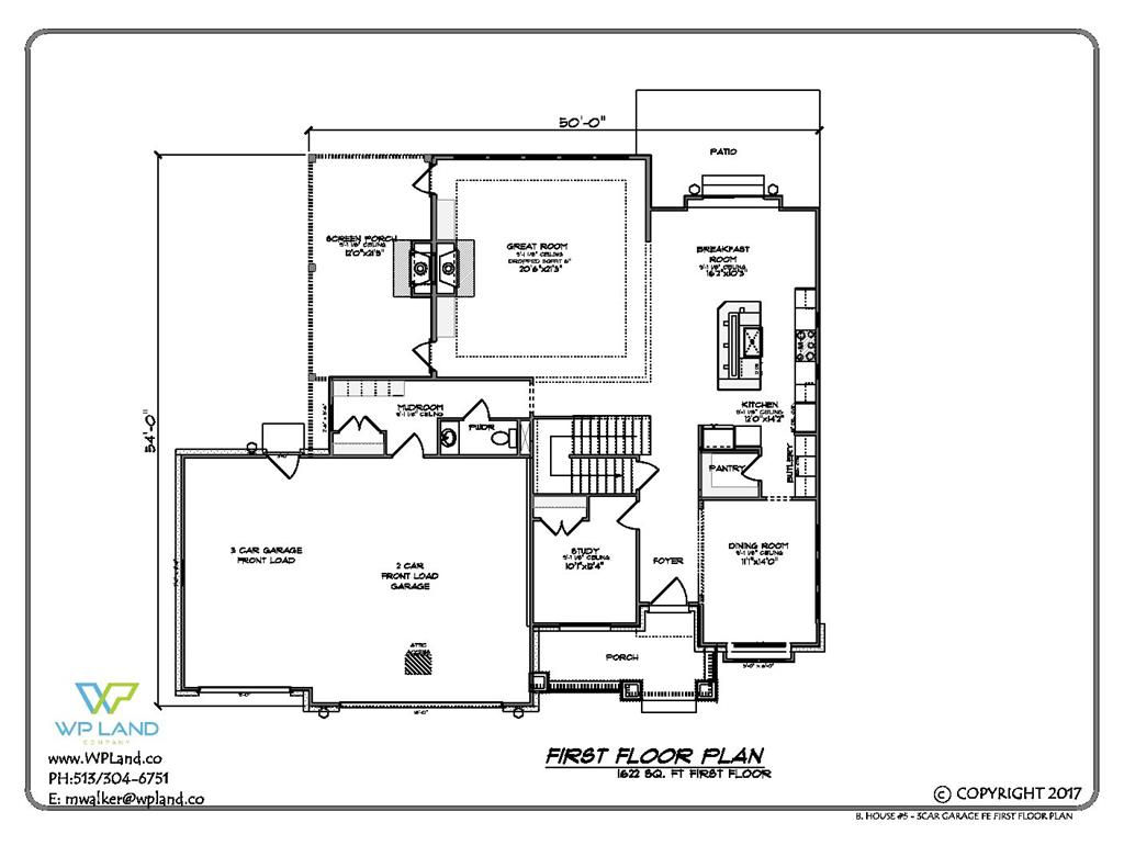 Floor Plan for 4970 Heitmeyer Ln Sycamore Twp., OH 45242