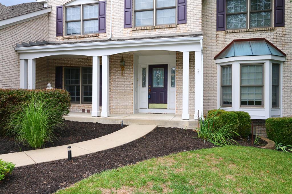 Entrance for 9976 Cedarwood Dr Union, KY 41091
