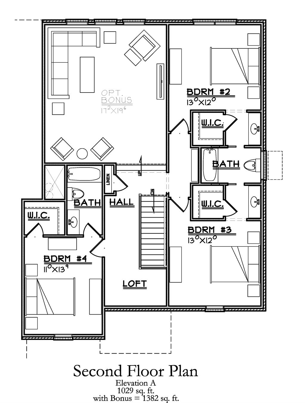 Floor Plan 2 for 4440 Miami Rd Indian Hill, OH 45243