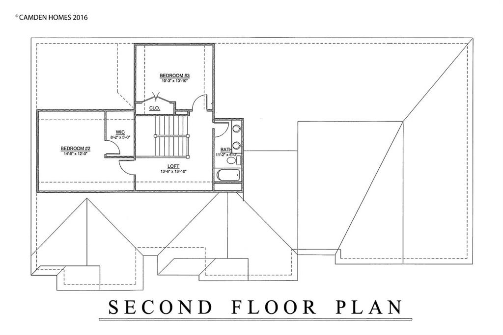 Floor Plan 2 for 8985 E Kemper Rd Montgomery, OH 45249
