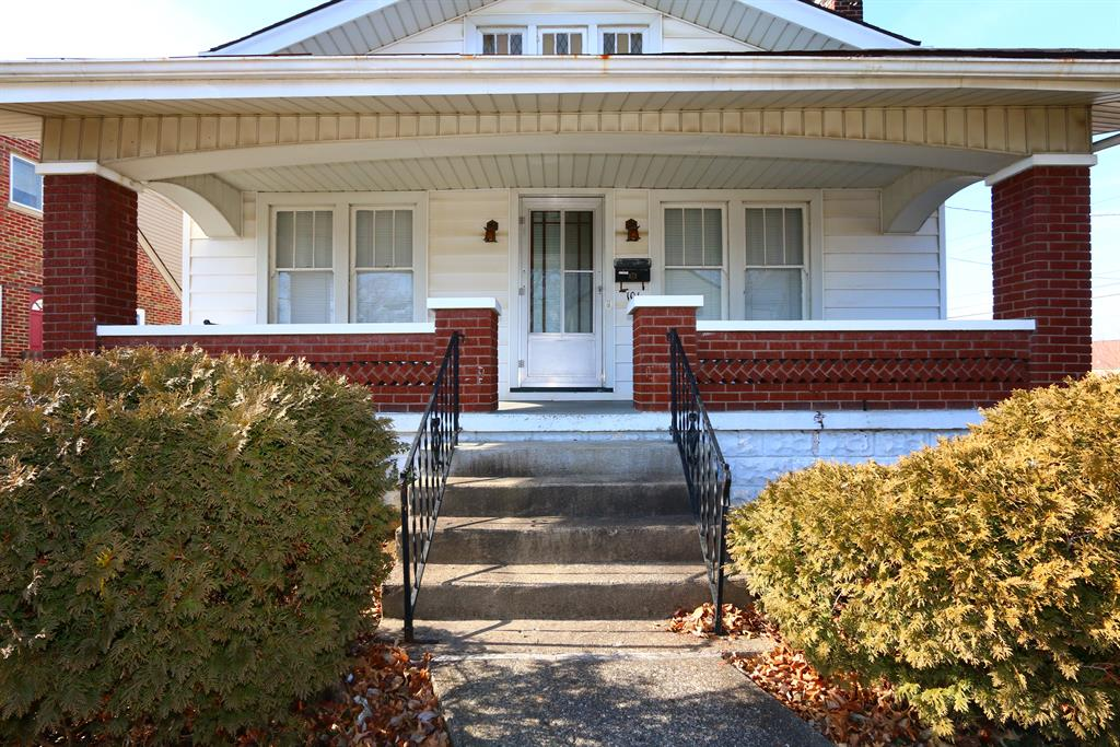 Entrance for 101 Timberlake Ave Erlanger, KY 41018