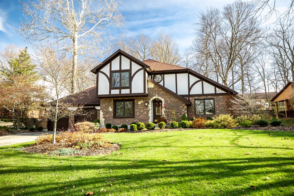 Exterior (Main) for 4453 Valley Brook Dr Clayton, OH 45322