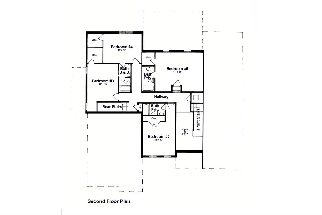 Floor Plan 2 for 96 Meadowview Ln Kings Mills, OH 45065