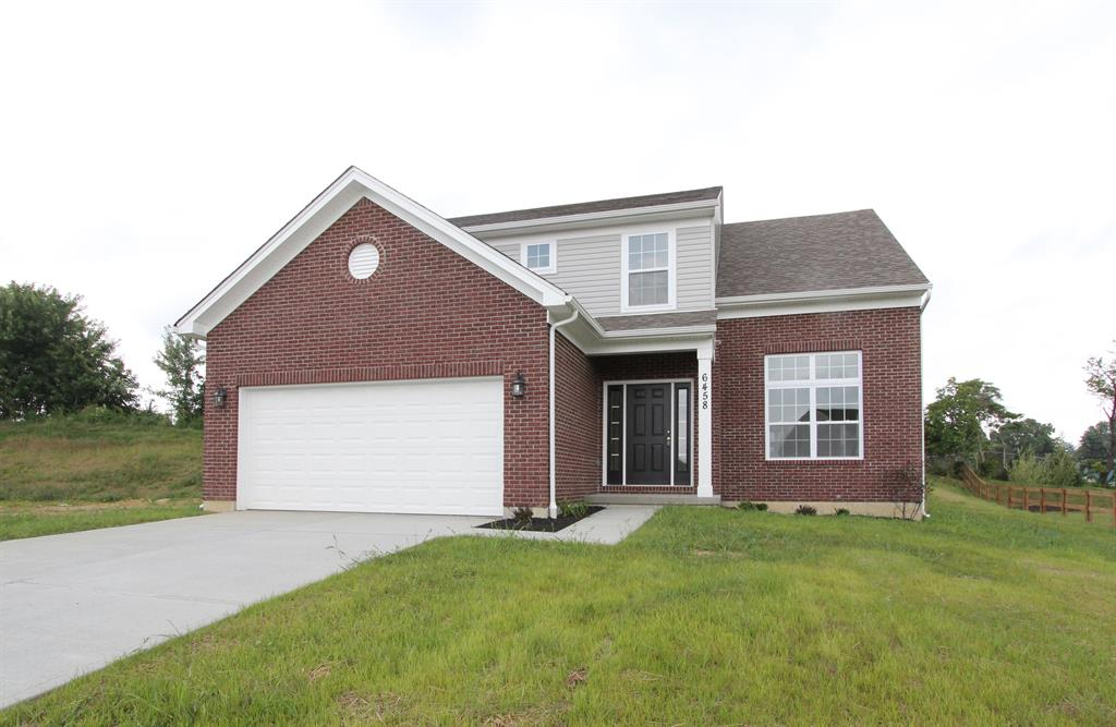 Exterior (Main) for 6458 Elsinor Ct Burlington, KY 41005
