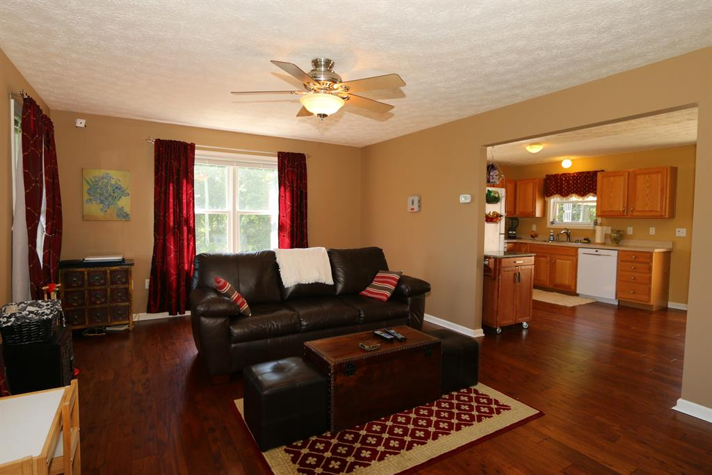 Living Room for 11150 Persimmon Grove Pike California, KY 41007